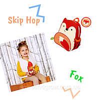 Набор рюкзак и поильник Skip Hop Zoo, Лиса. Оригинал