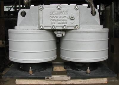 Подвесной электромагнитный сепаратор ЭП-200, П-200М