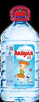 Детская вода Аквуля, 6 л