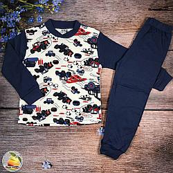Детская пижама Размеры: 5,6,7,8 лет (9100)