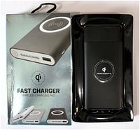 Power Bank 3901 Wireless, Повербанк для беспроводной зарядки,Беспроводная зарядка портативная, Батарея внешняя