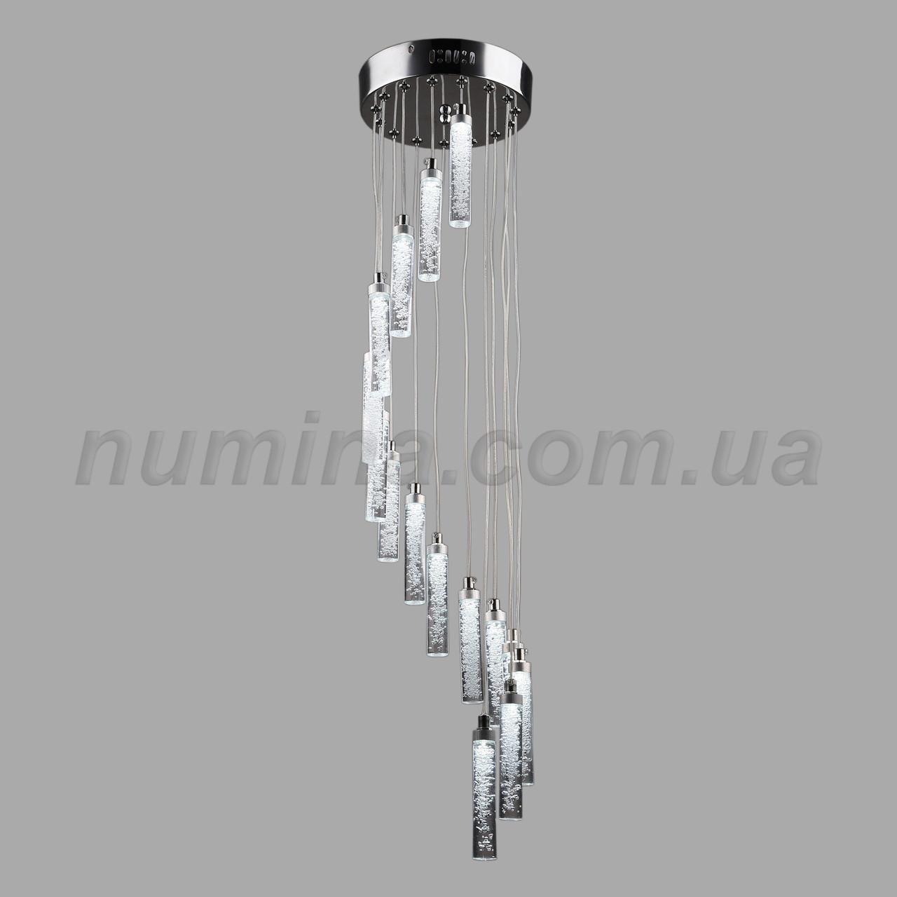 Люстра потолочная LED на пятнадцать ламп3-E1714/15 D200