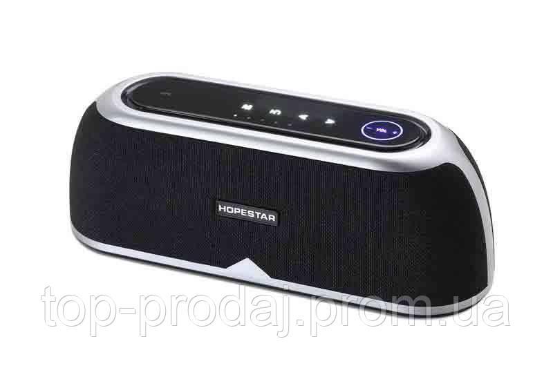 Портативная колонка Hopestar A4, Переносной динамик, Беспроводная колонка, Блютуз динамик мобильный