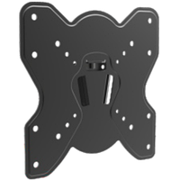 UM20-22 Низкопрофильный настенный крепеж для тв, Монтажный кронштейн для плазмы, Крепления на стену телевизора