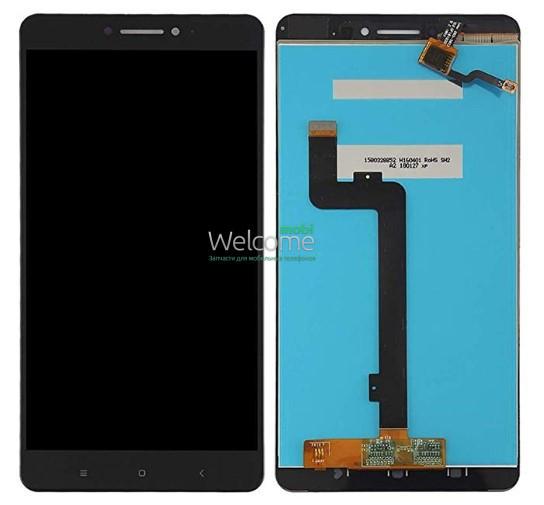 Модуль Xiaomi Mi Max 2 black 2CAN дисплей экран, сенсор тач скрин Сяоми Ксиоми Макс