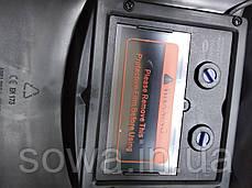 ✔️ Маска для сварочных работ хамелеон AL-FA ALWM01 . Регулятор уровня затемнения: от 9 до 13 DIN, фото 3