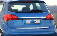 KIA Venga (2010-) Накладка над номером на багажник