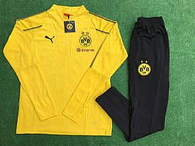 Спортивный (тренировочный) костюм Puma Боруссия Дортмунд (BVB) (реплика)