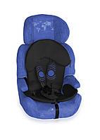 Автокресло Bertoni UNO_Blue&Black World