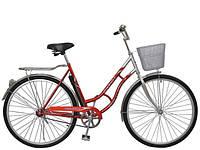 Велосипед дорожный, ретро рама 28