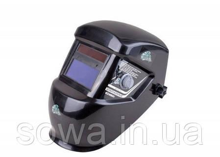 ✔️ Защитная сварочная маска  BLACK STORM ___ DIN 9 to 12.5, фото 2