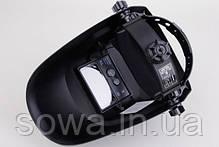 ✔️ Защитная сварочная маска  BLACK STORM ___ DIN 9 to 12.5, фото 3