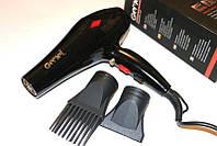 Фен GM 1767, Электрофен, Фен мощный для волос, Фен для укладки волос с двумя скоростями, Профессиональный фен