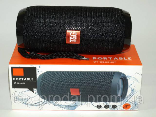 Музыкальная Колонка SPS JBL TG117 BT, Портативная мобильная колонка, Динамик переносной, Беспроводной динамик