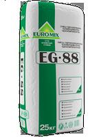 Евро-микс EG 88. Смесь гидроизоляционная (для защиты поверхности от влаги)