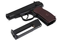Пистолет пневматический - отлично подойдет для стрелков-любителей