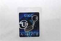 USB Flash Card UKC 8GB флешь накопитель, Флешка, Флеш брелок, Юсб карта памяти 8 Гб, Накопитель памяти