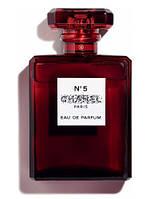 Cha❀l N5 Red Edition Eau de Parfum парфюмированная вода 100 ml. (Ша❀ль №5 Эдишн Ред Еау де Парфюм)