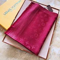 Палантин шарф с люрексом в стиле Louis Vuitton ЛВ