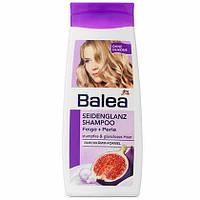 Шампунь Balea Feige+Perle с экстрактом инжира и жемчуга для блеска ломких волос 300мл