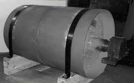 Электромагнитный шкивной сепаратор ШЭ-65/63, Ш65-63М