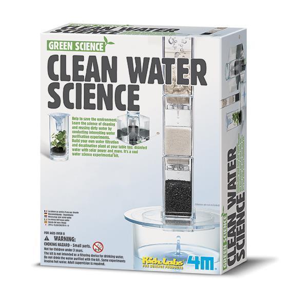 Набор для творчества 4M Фильтр для воды (00-03281)