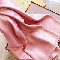 Палантин шарф с люрексом в стиле Louis Vuitton НОВИНКА