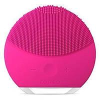 Электрическая щетка для лица FOREO Luna Mini 2, Силиконовая щетка для очистки лица, Очищающая щетка для лица