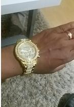 Часы женские Geneva Paidu Swarowski дата работает 3 цвета, фото 2