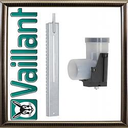 Отвод Vaillant 87° с опорной консолью