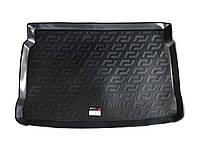 Коврик в багажник для Peugeot 207 хечбек (06-) L.Locker