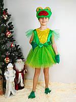 """Детский карнавальный костюм """"Лягушки"""", фото 1"""