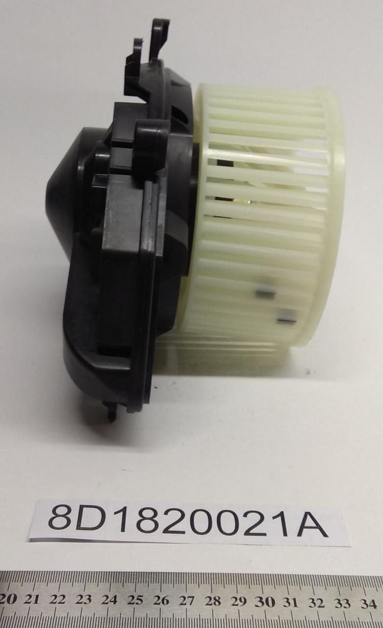 Мотор грубки Audi A4 1996-2000 AC+