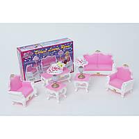 Кукольная мебель Gloria Гостинная (Т2)