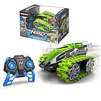 Машинка на ру NanoTrax green Nikko