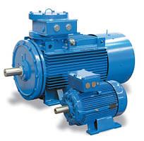 Электродвигатель АИР 3000 об./мин. однофазный общепромышленный