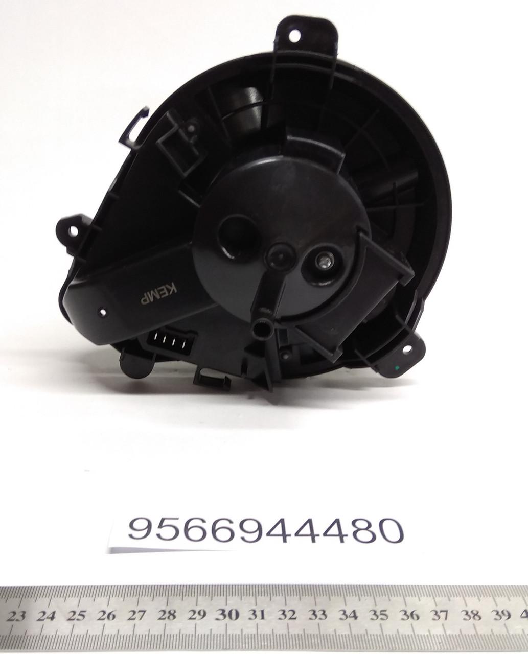 Мотор печки Citroen Jumpy AC+ (c блоком управления) KEMP