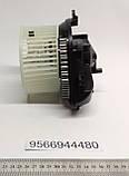 Мотор печки Citroen Jumpy AC+ (c блоком управления) KEMP, фото 3
