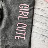 Розовый костюм на девочку Breeze 170. Размер 116 см, 140 см, фото 7
