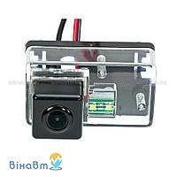 Камера заднего вида Fighter CS-HCCD+FM-73 для Peugeot 206, 207, 307 (2001-2008), 307 SW