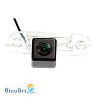 Камера заднего вида Fighter CS-HCCD+FM-59 для Volvo S40, XC90, V50, C70, XC60, XC70, S80, V70, V60, S60