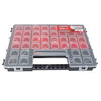 Haisser Tandem C400 Органайзер пластиковый с регулируемыми секциями 15 отделений