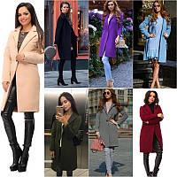 Пальто  женское кашемир с подкладкой мод.0092, фото 1