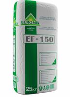 Евромикс EF 150, EF 40 - стяжка для пола полимерцементная М-150, М-350.