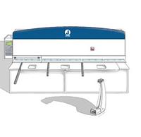 Гидравлические гильотинные без ЧПУ серии CH