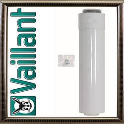 Удлинительная труба Vaillant 80/125 0,5м (конд.)