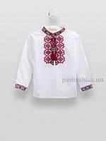 Рубашка в этно-стиле для мальчика Bembi РБ94 терикоттон 140