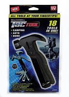 Мультитул Multi hammer 18 IN 1, Мультитул с молотком, Многофункциональный инструмент, Ручной инструмент