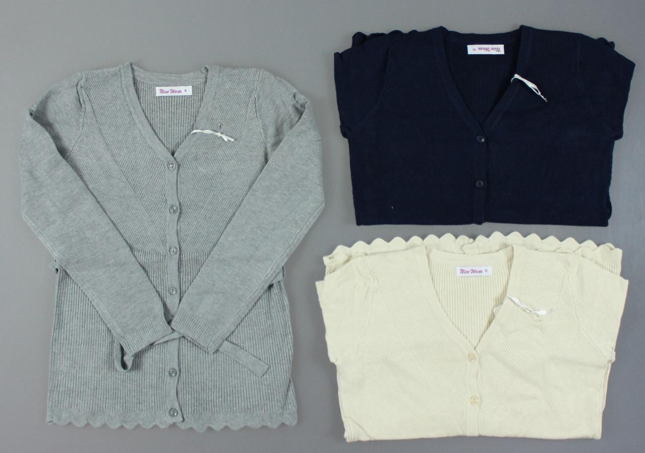 Кардиган для девочек Nice Wear ,  Артикул: GJ966