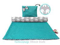 Комплект детское одеяло 75x100 + подушка